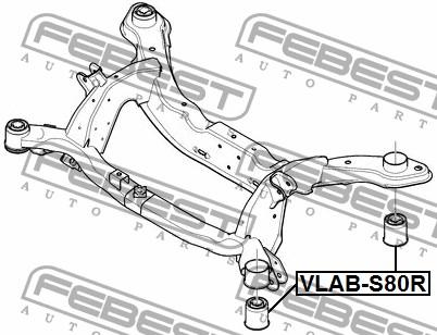 схема подрамника ford s max